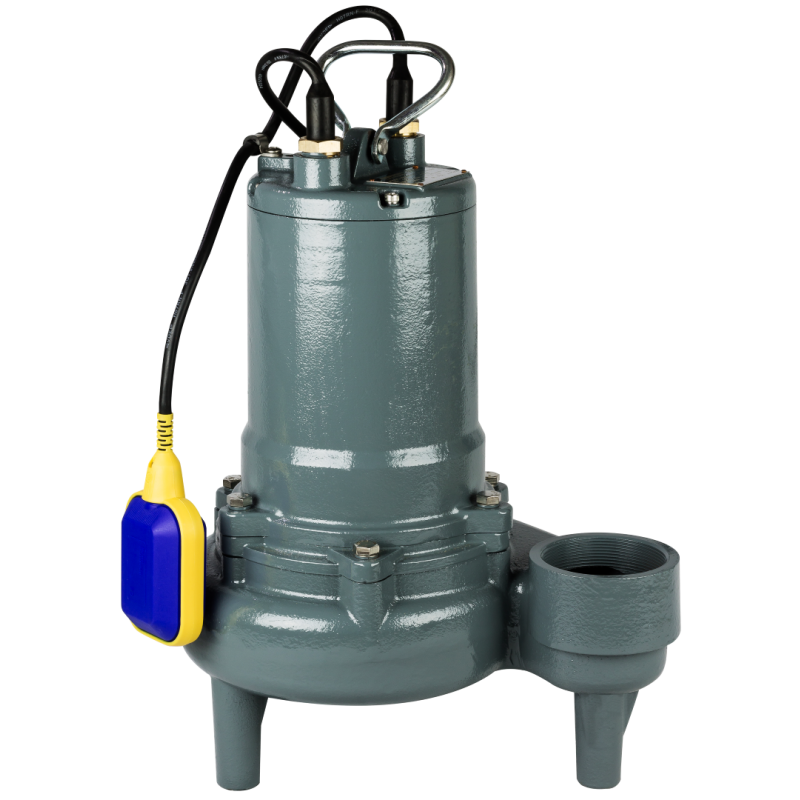 Bomba Sumergible Czerweny Desagote Cloacal 50wq 0,37 - 4p - 0,50hp - 220v