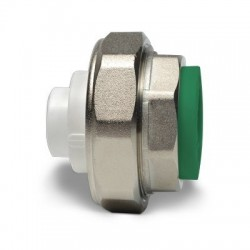 Union Doble Transicion Ppr/Pert 25Mm