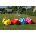 Sillon Puf Autoinflable Lazy Bag Para Playa Y Jardin