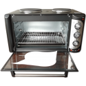 Horno Y Anafe Electrico Cromwell Cr47 2000w